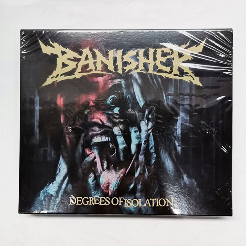 BANISHER - Degrees Of Isolation (Slipcase CD)