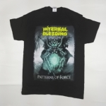 INTERNAL BLEEDING 官方进口原版 Patterns of Force (TS-L)