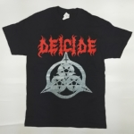 DEICIDE 官方进口原版 Once Upon The Cross (TS-XXL)