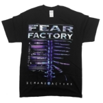 FEAR FACTORY 官方进口原版 Demanufacture (TS-M)