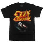 Ozzy Osbourne 官方进口原版 Bark At The Moon (TS-L)