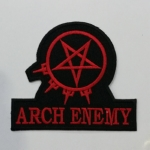 ARCH ENEMY - Logo (Embroidered Patch) TTP
