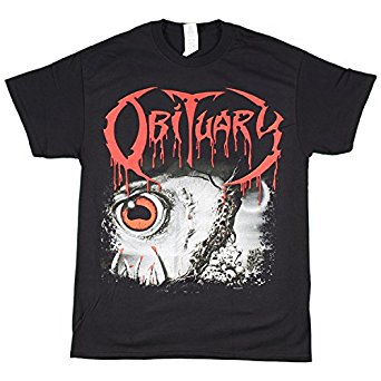 OBITUARY 官方进口原版 Cause of Death (TS-L)