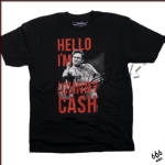 JOHNNY CASH 官方进口原版 Hello I'm Johnny Cash(TS - L)