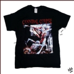 CANNIBAL CORPSE 官方进口原版 Tomb of the Mutilated (TS-M)
