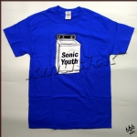 SONIC YOUTH 官方进口原版 Washing Machine (TS-M)蓝色