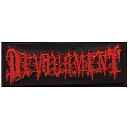 DEVOURMENT - Logo (Embroidered Patch)