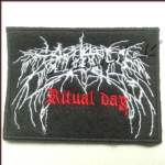 RITUAL DAY (施教日) Logo Patch(12公分)