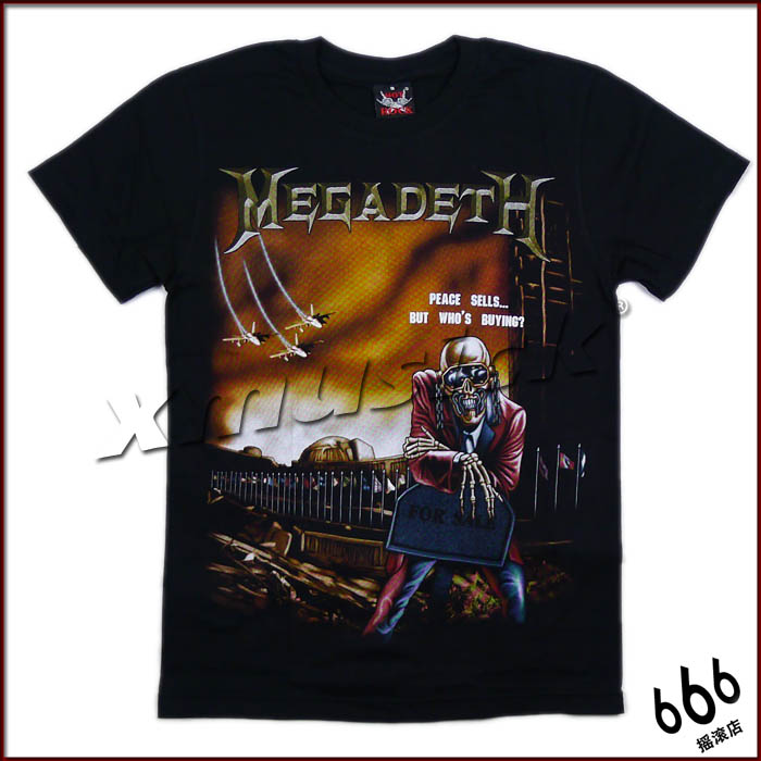 MEGADETH - Peace Sells But Whos Buying (TS-S) TTH1703