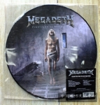 MEGADETH - Countdown To Extinction (Pic LP)