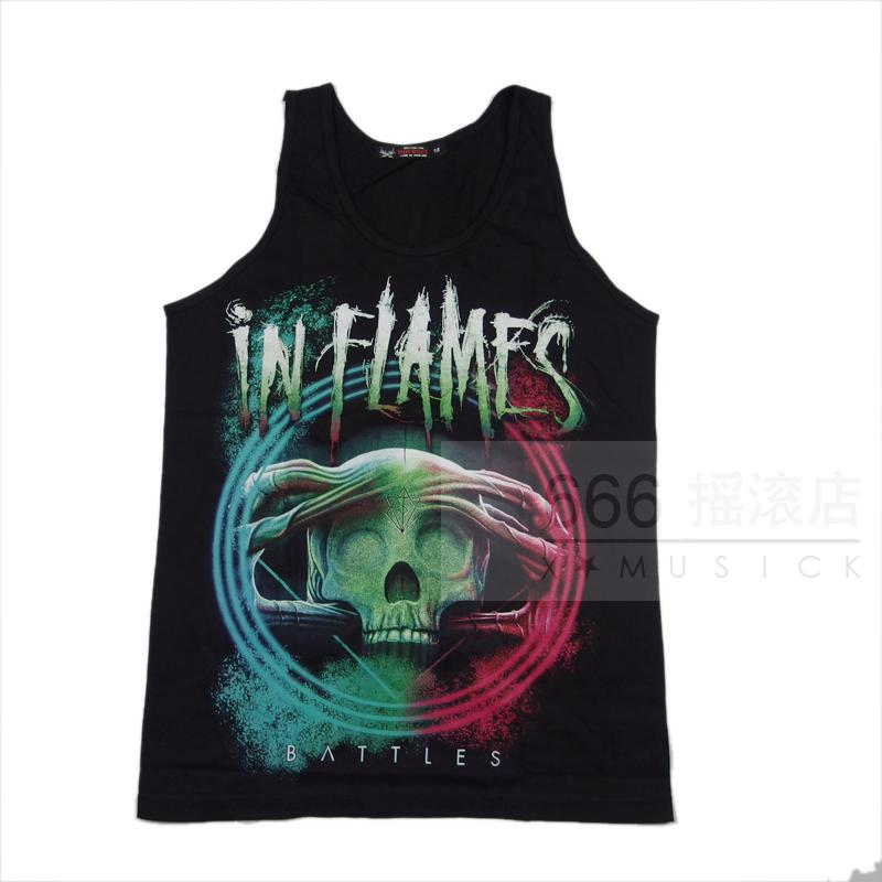 IN FLAMES - The Battles (TS-XL) TTT1705