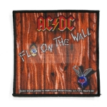 AC/DC 官方进口原版 Fly On The Wall (Woven Patch)