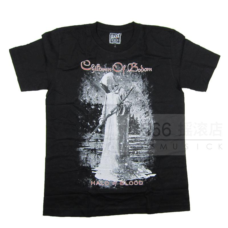 CHILDREN OF BODOM - Halo Of Blood (TS-S) TTR1704