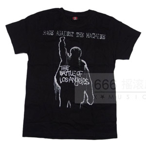 RAGE AGAINST THE MACHINE - The Battle of Los Angeles (TS-S) TTH1