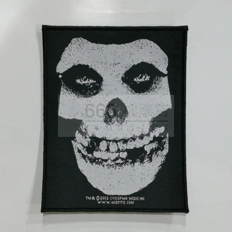 MISFITS 官方进口原版 Fiend (Woven Patch)