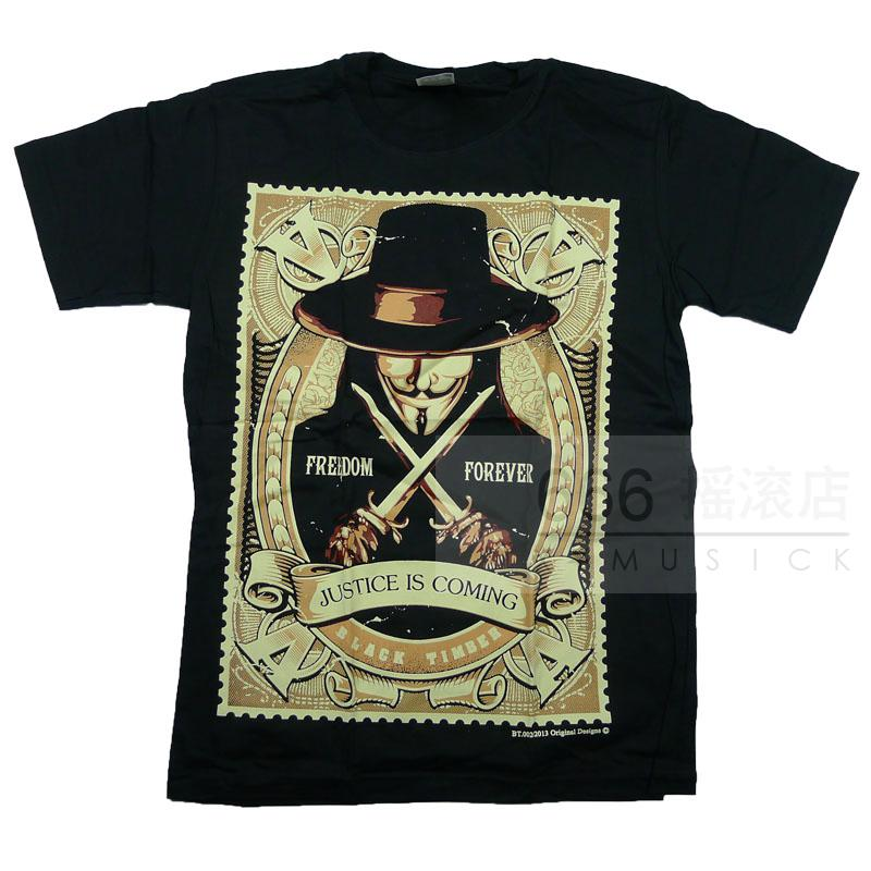 V FOR VENDETTA - V字仇杀队(TS-L)TTN 1704