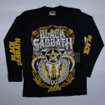 BLACK SABBATH - Bull Pentagram (LS-XL) TTL1609