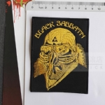 BLACK SABBATH - Never Say Die Tour 78 (Embroidered Patch)