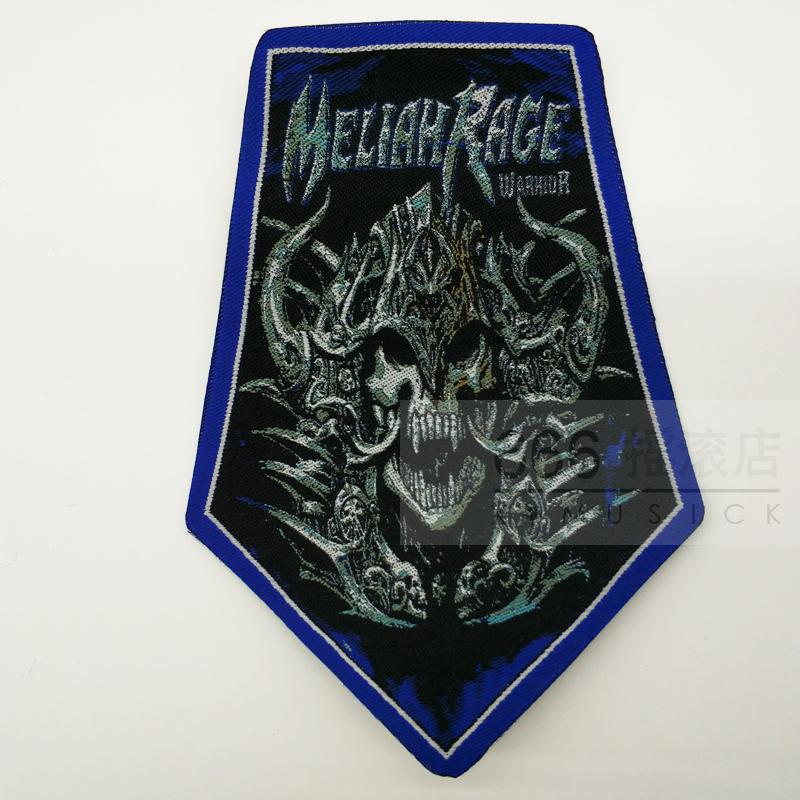 MELIAH RAGE 进口官方原版 Warrior (Woven Patch)
