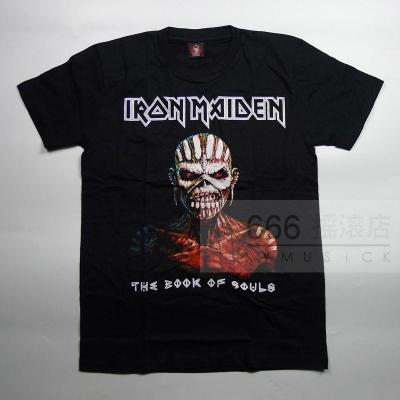 IRON MAIDEN - Book of Souls(TS-XL) TTH1606