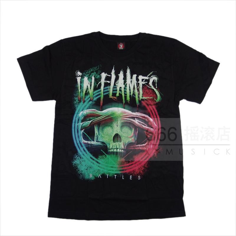 IN FLAMES - Battles (TS-L) TTH1703