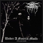DARKTHRONE 官方进口原版 Under A Funeral Moon (Woven Patch)