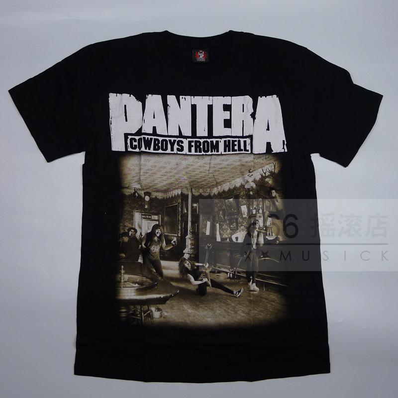 PANTERA - Cowboys From Hell (TS-M) TTH1708