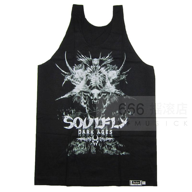 SOULFLY - Dark Ages (TS-XL) TTRT1703
