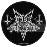 DARK FUNERAL 官方进口原版 Logo (Woven Patch)