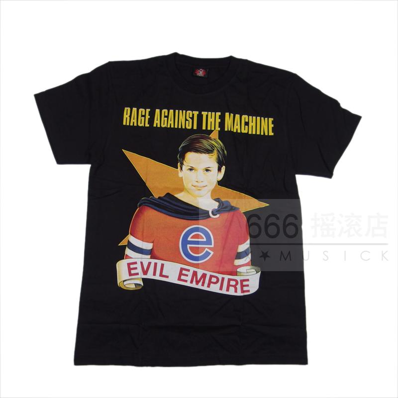 RAGE AGAINST THE MACHINE - Evil Empire (TS-M) TTH1703
