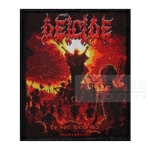 DEICIDE 官方进口原版 To Hell With God (Woven Patch)