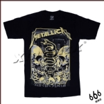 METALLICA - Black Album NTS (TS-XL) TTN1701