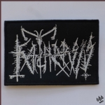 KATHARSIS - Logo(Embroidered Patch)