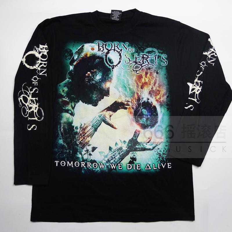 BORN OF OSIRIS - Tomorrow We Die Alive (LS-XL) TTL1609