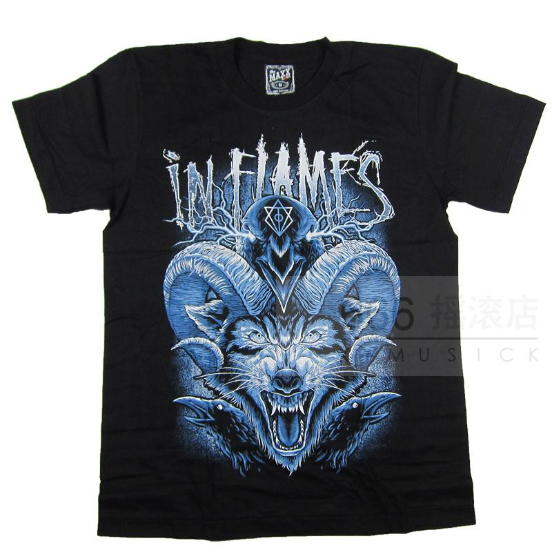IN FLAMES - Wolfgoat (TS-XL) TTR1703