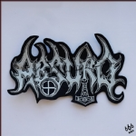 ABSURD - Logo 异形 (Embroidered Patch)