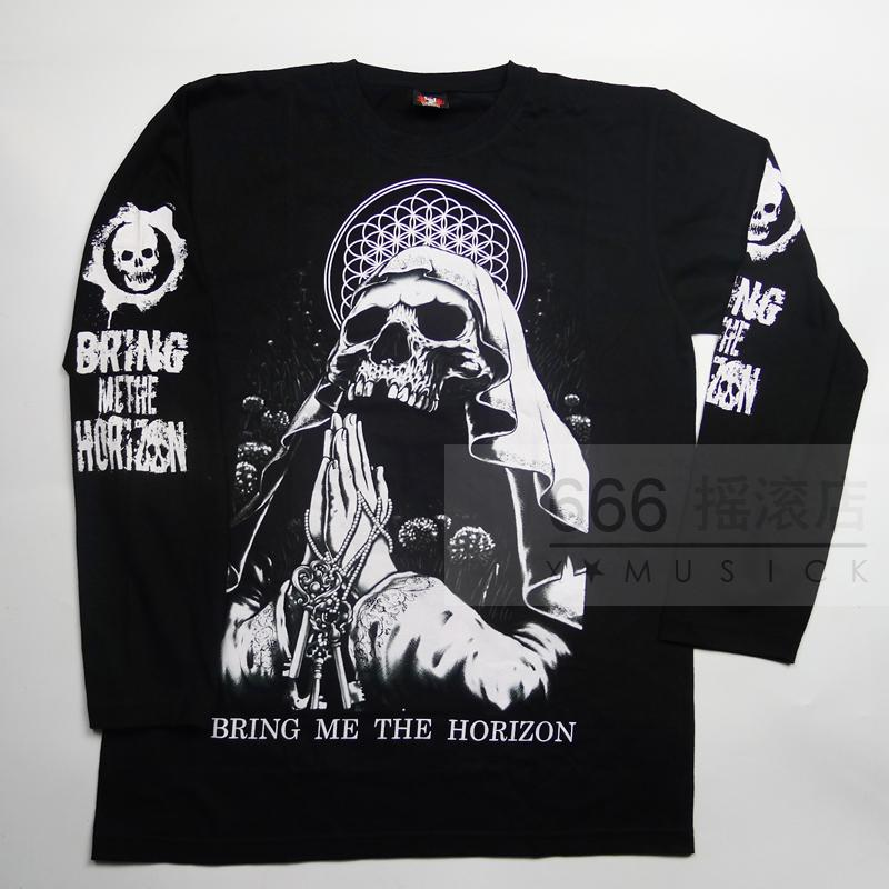 BRING ME THE HORIZON - Pray (LS-L) TTL1609