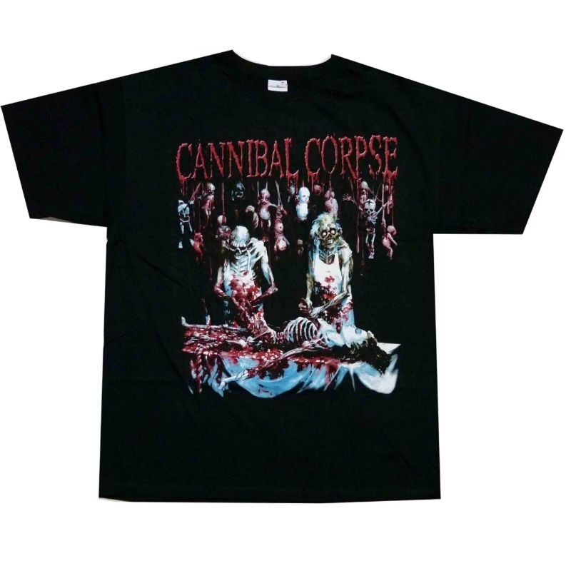 CANNIBAL CORPSE 官方进口原版 Butchered At Birth (TS-L)