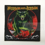 FLOTSAM AND JETSAM 官方进口原版 Doomsday (Woven Patch)