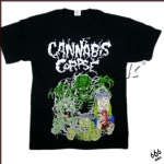 CANNABIS CORPSE 官方进口原版 Ghost Ripper (TS-S)