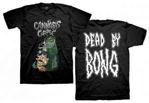 CANNABIS CORPSE 官方进口原版 Dead Cop (TS-S)