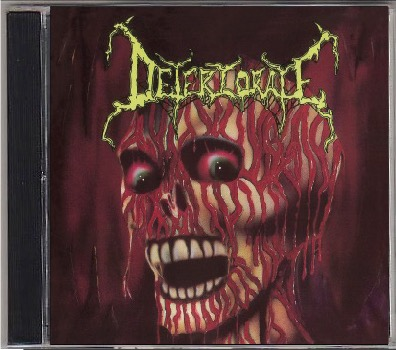DETERIORATE - Rotting in Hell (2CD)