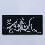 AGALLOCH - Logo (Embroidered Patch)