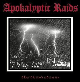 APOKALYPTIC RAIDS - The Third Storm - World War III (LP)