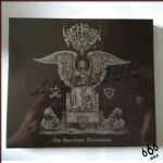 ARCHGOAT - The Apocalyptic Triumphator (Ltd. CD)