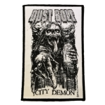 DUST BOLT 官方进口原版 City Demon (Woven Patch)