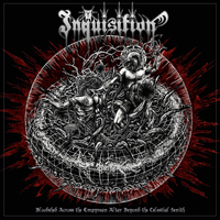 INQUISITION - Bloodshed Across The Empyrean Altar Beyond