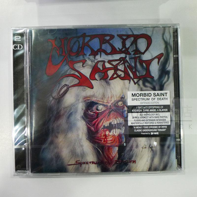 MORBID SAINT - Spectrum of Death (2CD)