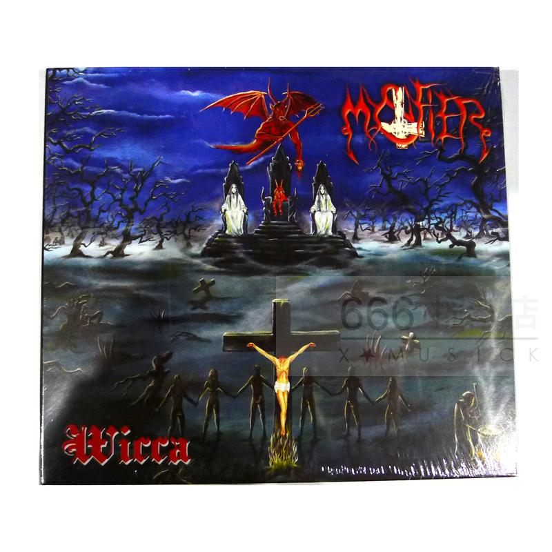 MYSTIFIER - Wicca (2CD Digi)
