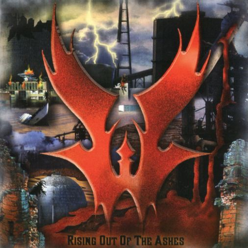 WARLORD - Rising Out of the Ashes (2CD)